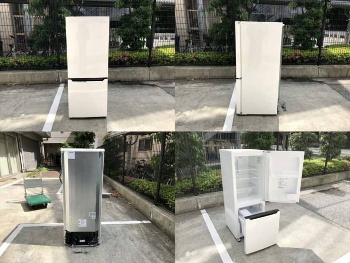 2ドア冷凍冷蔵庫2018年製詳細画像6