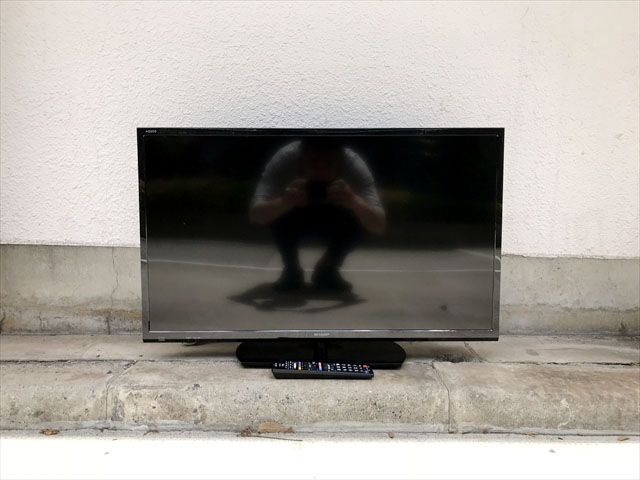 シャープ32インチ液晶テレビS5シリーズ