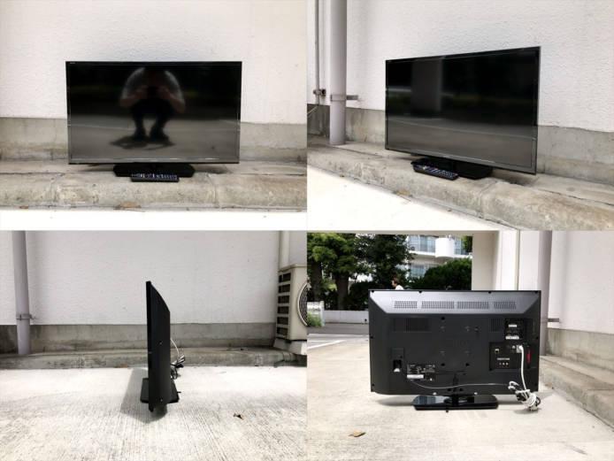 シャープ32インチ液晶テレビS5シリーズ詳細画像1