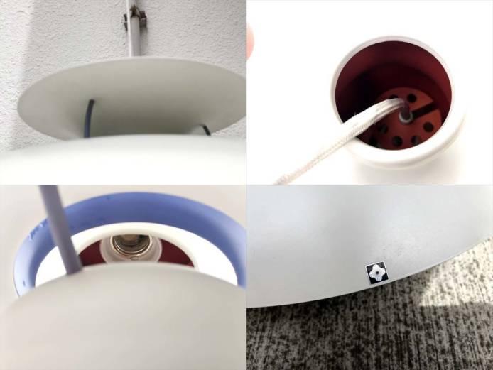 ルイスポールセンPH5ペンダントライトクラシックホワイト詳細画像2