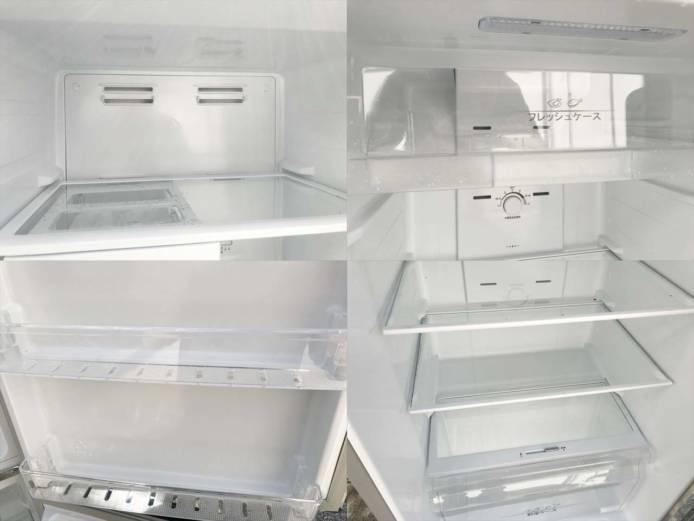 ハイセンス2ドア冷蔵庫大型227リットル詳細画像4