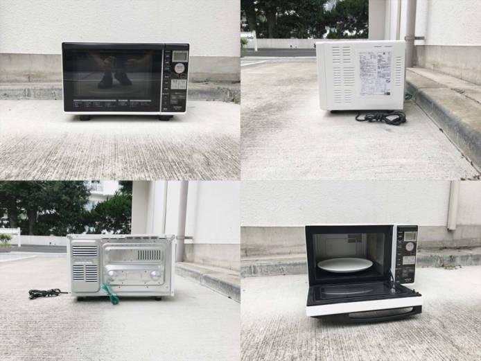 日立オーブン電子レンジターンテーブル詳細画像5