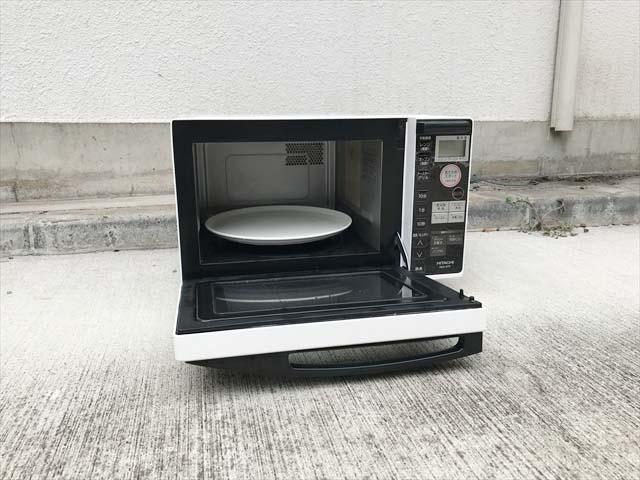 オーブン電子レンジターンテーブル