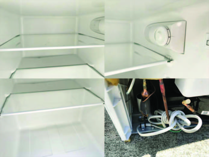 ハイアール2ドア冷凍冷蔵庫91リットル単身用詳細画像1