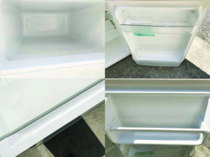 ハイアール2ドア冷凍冷蔵庫91リットル単身用詳細画像3