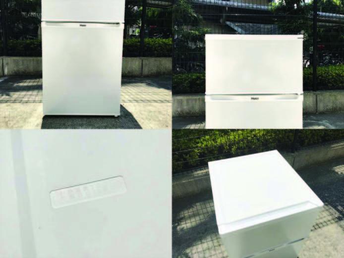 ハイアール2ドア冷凍冷蔵庫91リットル単身用詳細画像4