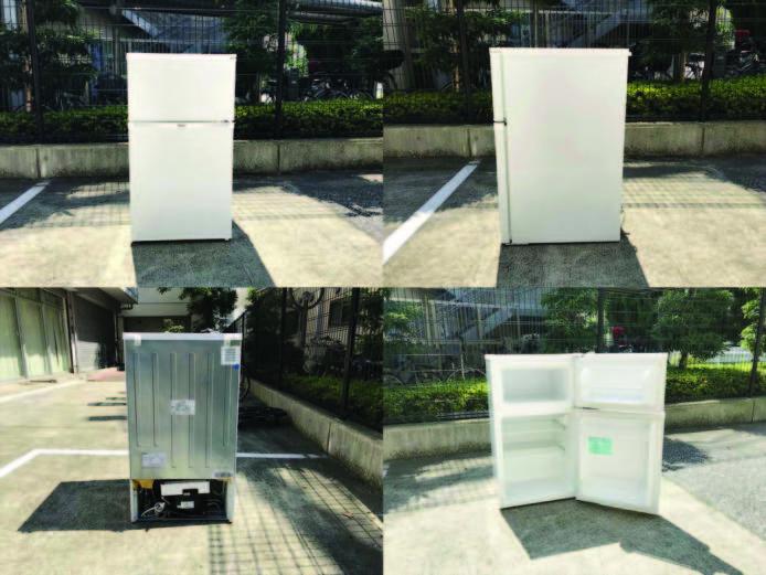 ハイアール2ドア冷凍冷蔵庫91リットル単身用詳細画像5