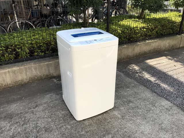 ハイアール4.2キロ縦型洗濯機2014年製