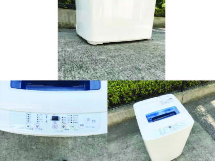 ハイアール4.2キロ縦型洗濯機2014年製詳細画像4