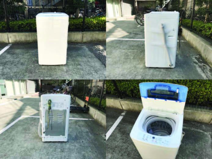 ハイアール4.2キロ縦型洗濯機2014年製詳細画像5