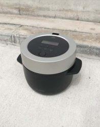 バルミューダザゴハン電気炊飯器3合炊き