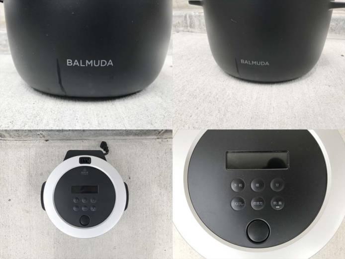 バルミューダザゴハン電気炊飯器3合炊き詳細画像4
