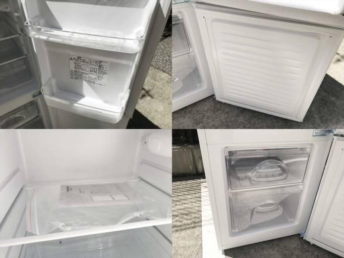 ニトリ2ドア冷蔵庫106リットルグラシア詳細画像3