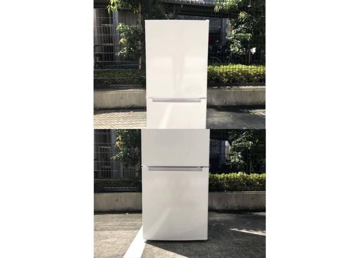 ニトリ2ドア冷蔵庫106リットルグラシア詳細画像5