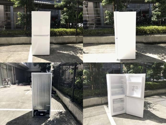 ニトリ2ドア冷蔵庫106リットルグラシア詳細画像6