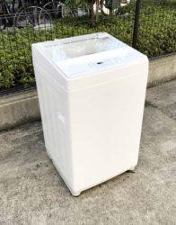 ニトリ全自動洗濯機6キロトルネ