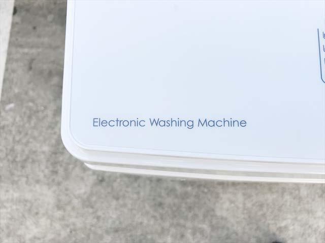 ニトリ全自動洗濯機6キロトルネ詳細画像5