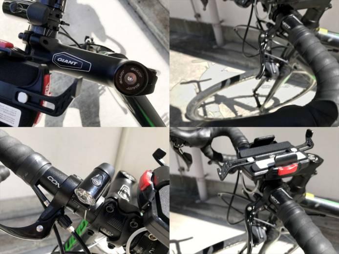 ジャイアントコンテンド2ロードバイク2019年モデル詳細画像4