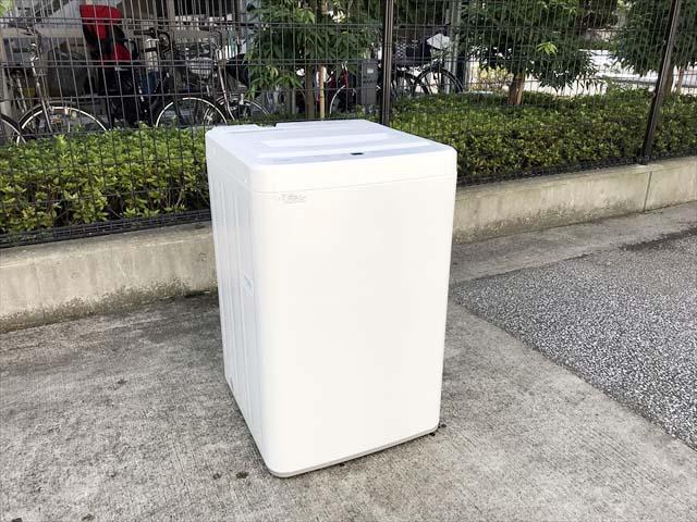 マクスゼン5.5キロ洗濯機ひとり暮らし高年式