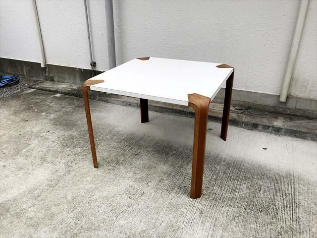 天童木工アントラーダイニングテーブルメラミン