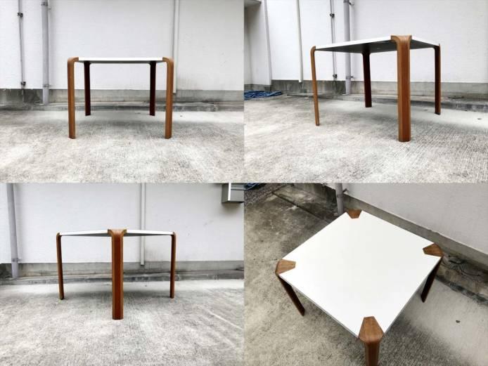天童木工アントラーダイニングテーブルメラミン詳細画像4