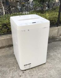 シャープ4.5キロ洗濯機高年式スタンダードモデル