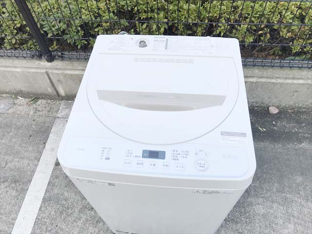 4.5キロ洗濯機高年式スタンダードモデル