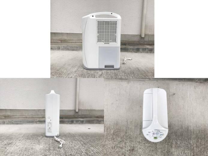 コロナ衣類乾燥除湿器コンプレッサー式詳細画像3