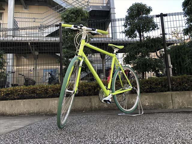フジクロスバイクアブソリュートS24段変速