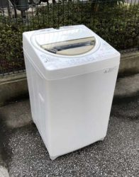 東芝6キロ洗濯機スタークリスタルドラム