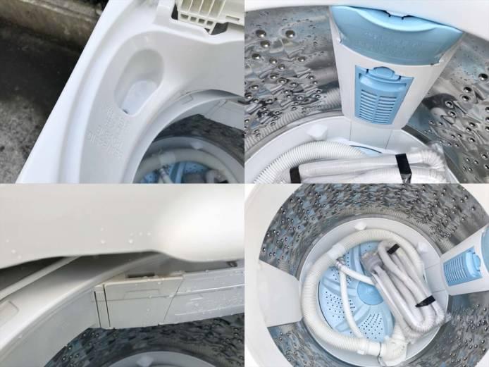 東芝6キロ洗濯機スタークリスタルドラム詳細画像2