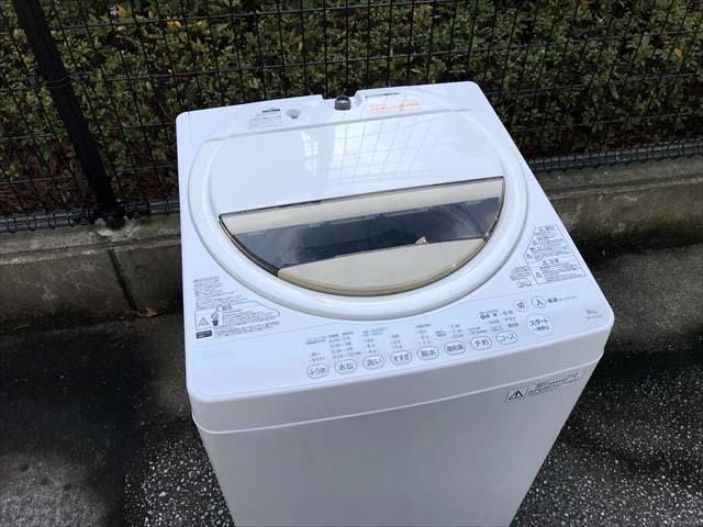 6キロ洗濯機スタークリスタルドラム