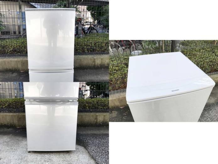 シャープ冷蔵庫2ドアつけかえどっちでもドア詳細画像6