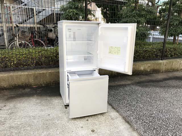 冷蔵庫2ドアつけかえどっちでもドア