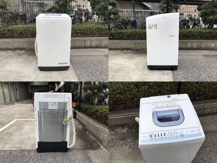 日立7キロ洗濯機白い約束2018年製詳細画像4