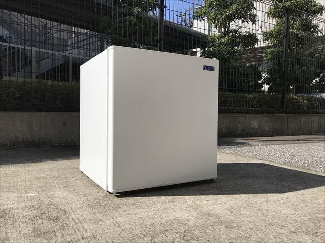 ヤマダ電機1ドア冷蔵庫オリジナルブランド2019年製