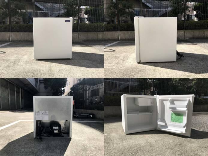 ヤマダ電機1ドア冷蔵庫オリジナルブランド2019年製詳細画像4