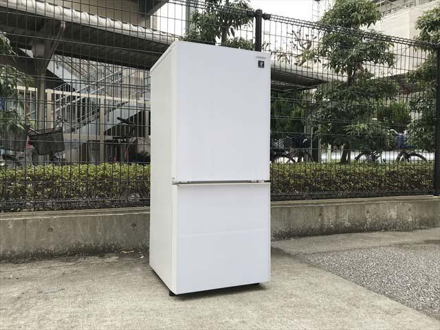 シャープ冷蔵庫ガラスドアプラズマクラスター