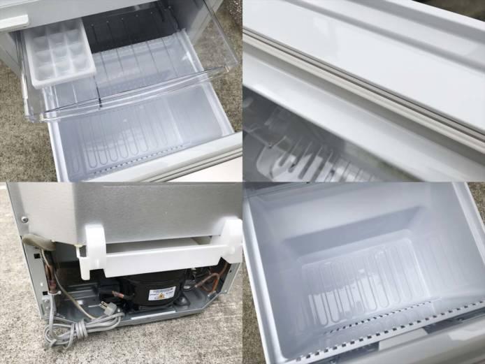 シャープ冷蔵庫ガラスドアプラズマクラスター詳細画像1