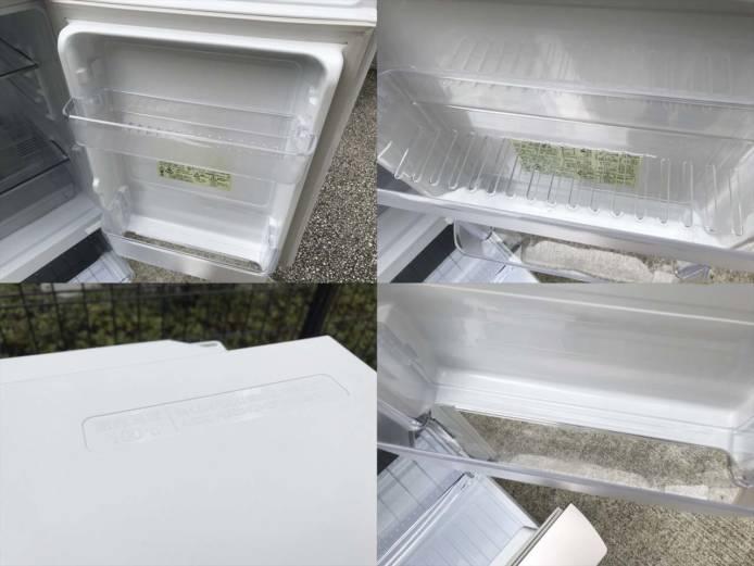 シャープ冷蔵庫ガラスドアプラズマクラスター詳細画像3