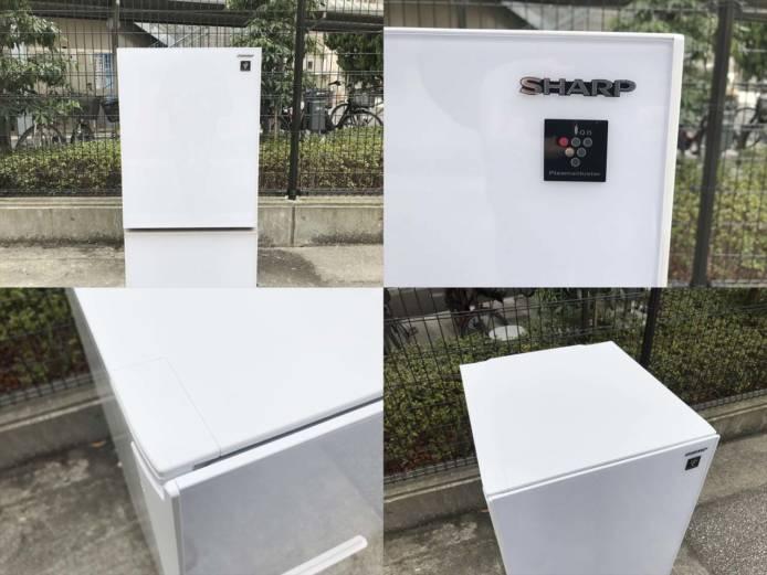 シャープ冷蔵庫ガラスドアプラズマクラスター詳細画像4