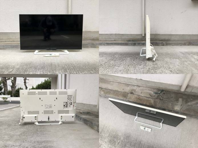 シャープテレビ40インチ液晶フルハイビジョン詳細画像3