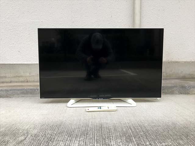 テレビ40インチ液晶フルハイビジョン