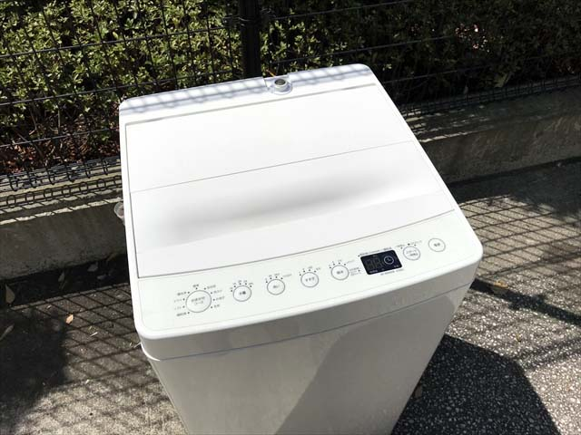 タグレーベルアマダナ洗濯機4.5ビックカメラ詳細画像3