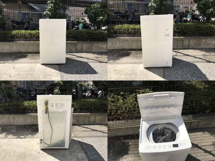 タグレーベルアマダナ洗濯機4.5ビックカメラ詳細画像4