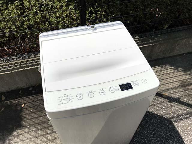 アマダナ洗濯機4.5キロヤマダオリジナル