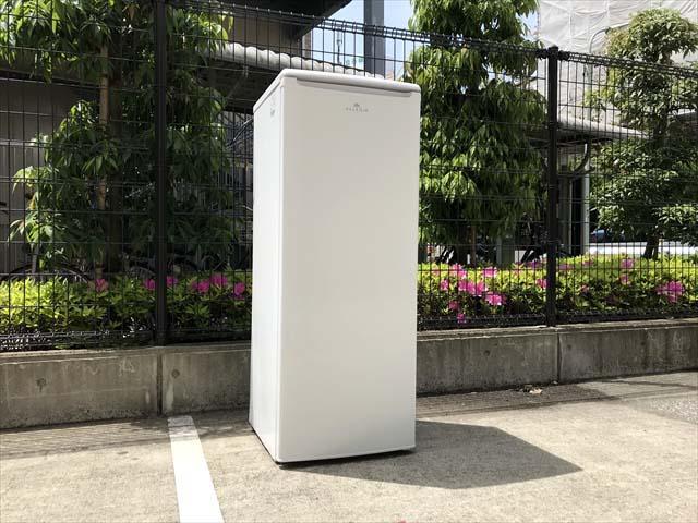 アレジア冷凍庫1ドアパーソナルストッカー