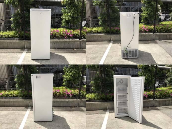 アレジア冷凍庫1ドアパーソナルストッカー詳細画像4