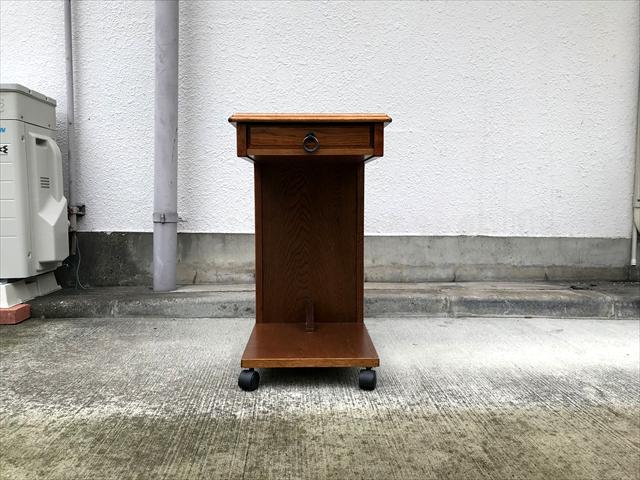 サイドテーブルワゴンカウントリーハウス