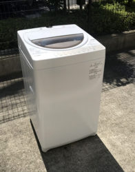 東芝洗濯機グランホワイト6キロ2019年製